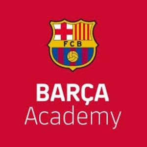 Escudo da equipe Barça Academy SP - Sub 13