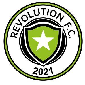 Escudo da equipe Revolution FC - Sub 12