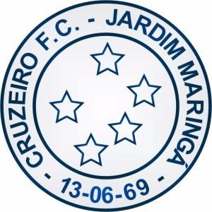 Escudo da equipe Cruzeiro Jd. Maringá - Sub 13