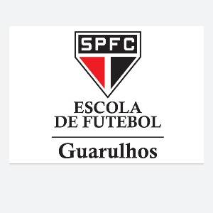 Escudo da equipe São Paulo FC Guarulhos - Sub 17