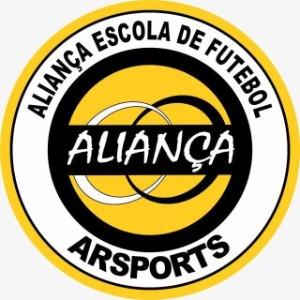 Escudo da equipe Aliança Escola de Futebol - Sub 12
