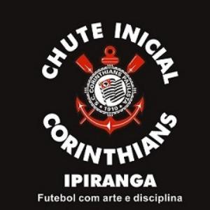 Escudo da equipe Chute Inicial Corinthians Ipiranga - Sub 08