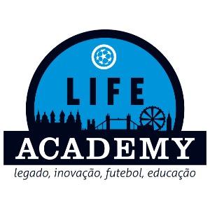 Escudo da equipe LIFE - London Institute Football Excelence - Sub 14