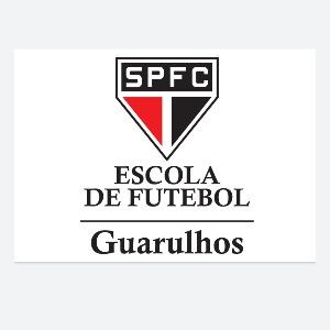 Escudo da equipe São Paulo FC Guarulhos - Sub 15