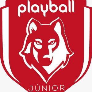 Escudo da equipe Playball Junior - Sub 10