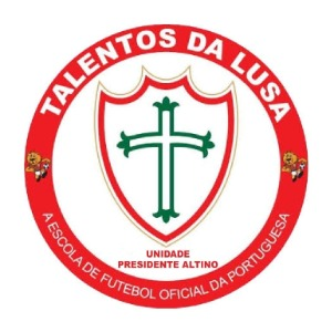 Escudo da equipe Talentos da Lusa Pres. Altino - Sub 15