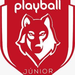 Escudo da equipe Playball Junior - Sub 08