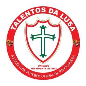 Escudo da equipe Talentos da Lusa Presidente Altino - Sub 14