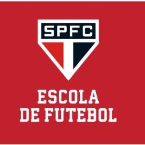 Escudo da equipe São Paulo FC - Piloto - Sub 13
