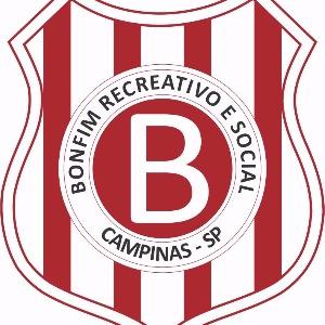 Escudo da equipe Bonfim F.F.