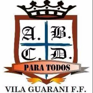 Escudo da equipe Vila Guarani F.F.