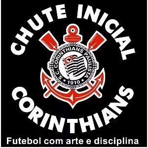 Escudo da equipe Corinthians Parada Inglesa Preto- Sub 14