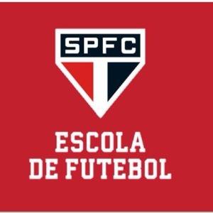 Escudo da equipe São Paulo FC Anália Franco - Sub 08
