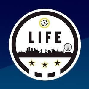 Escudo da equipe LIFE - London Institute Football Excelence - Sub 16