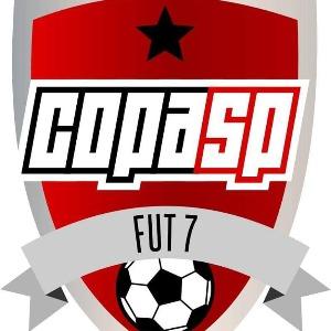 Logo do torneio IV COPA SP FUT 7 - SUB 15