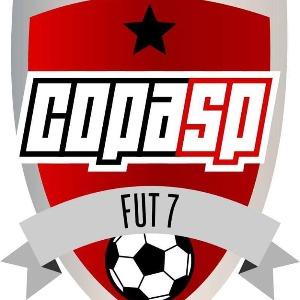 Logo do torneio IV COPA SP FUT 7 - SUB 13