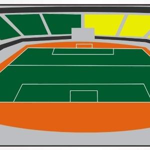 Logo do torneio IX COPA ARENA DE FUT 7 - SUB 13