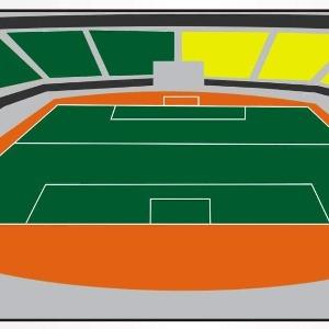 Logo do torneio IX COPA ARENA DE FUT 7 - SUB 16