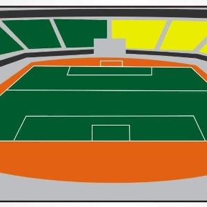 Logo do torneio IX COPA ARENA DE FUT 7 - SUB 14
