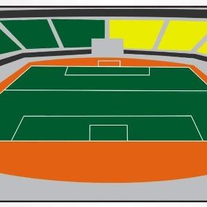 Logo do torneio IX COPA ARENA DE FUT 7 - SUB 12