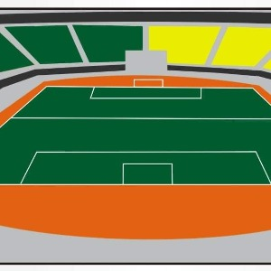Logo do torneio IX COPA ARENA DE FUT 7 - SUB 11