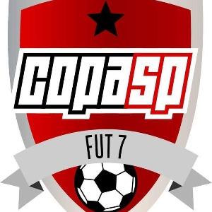 Logo do torneio IV COPA SP FUT 7 - SUB 09